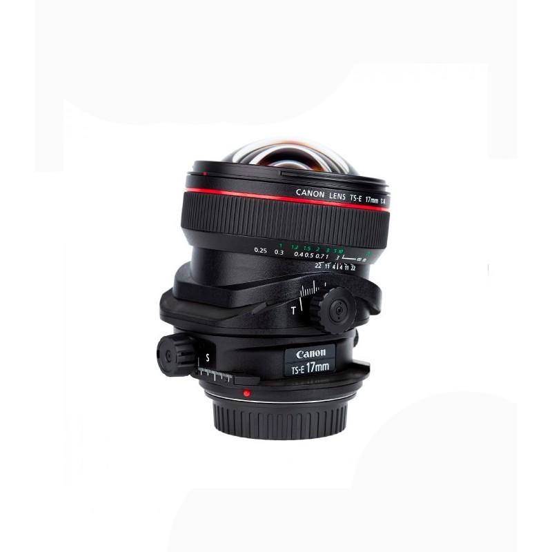 CANON TS-E 17mm f/4 L
