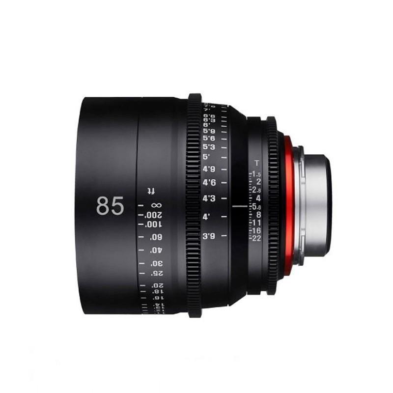 SAMYANG XEEN 85 mm T1.5