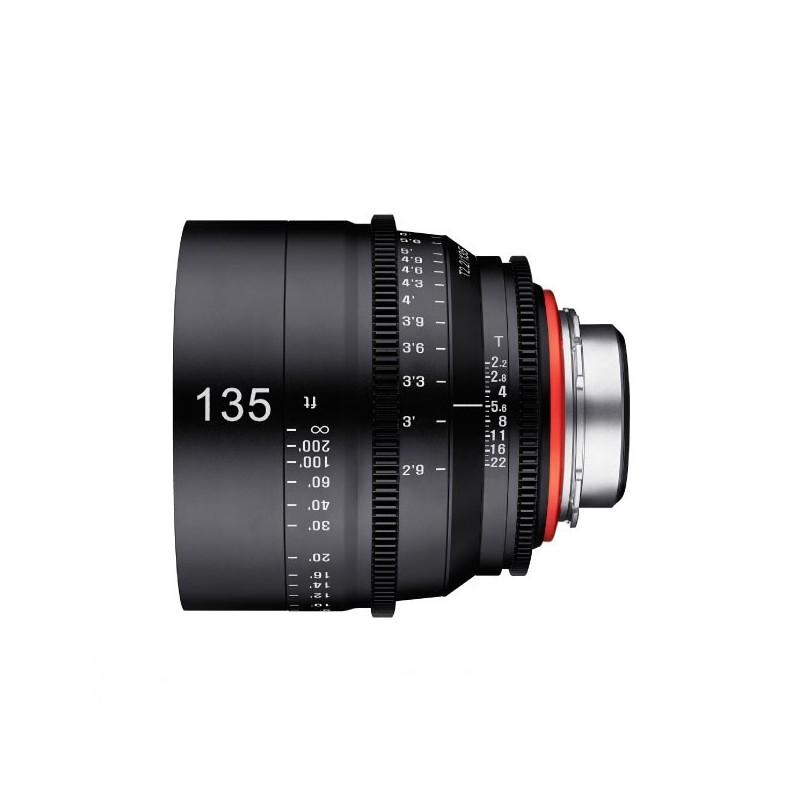 SAMYANG XEEN 135mm T2.2