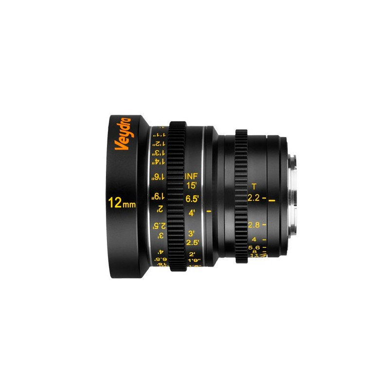 VEYDRA 12mm T2.2 Mini Prime