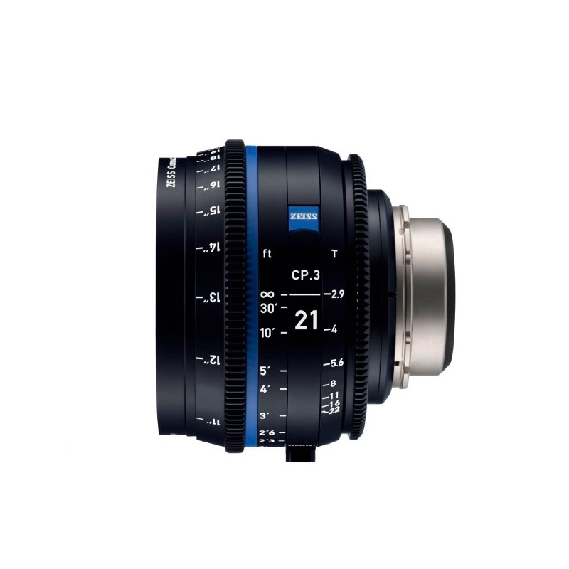 CARL ZEISS COMPACT PRIME CP.3 21mm T2.9