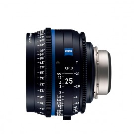 CARL ZEISS COMPACT PRIME CP.3 25mm T2.1