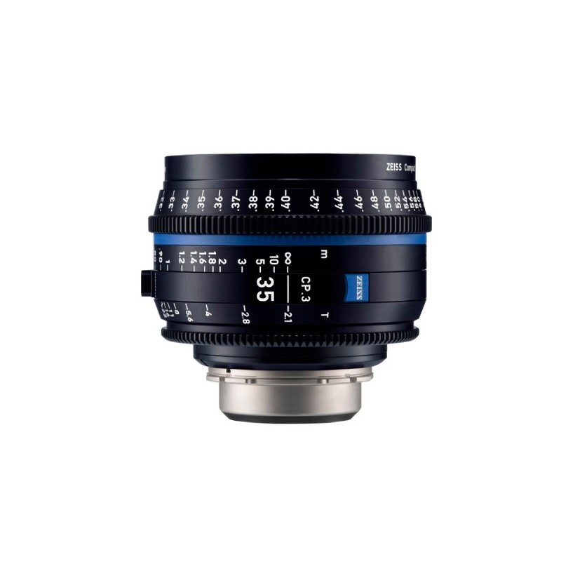 CARL ZEISS COMPACT PRIME CP.3 35mm T2.1