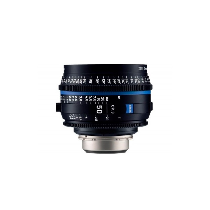 CARL ZEISS COMPACT PRIME CP.3 50mm T2.1