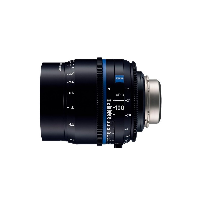 CARL ZEISS COMPACT PRIME CP.3 100mm T2.1