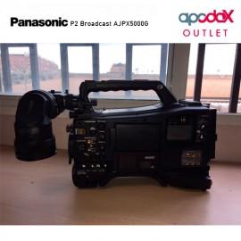 PANASONIC P2 BROADCAST AJ-PX5000G