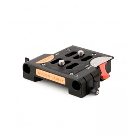 WOODEN CAMERA Baseplate unificada simple para barras de 15cm o 19cm