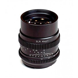 SLR Magic CINE 75mm F1.4 lens (Sony E Mount)
