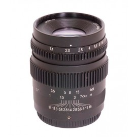 SLR Magic CINE II 35mm T1.4 lens (X Mount)
