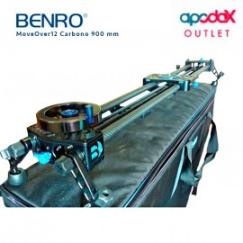 Benro MoveOver12 Carbono 900 mm