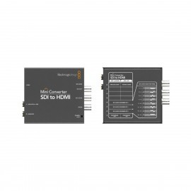 BLACKMAGIC SDI a HDMI
