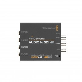 BLACKMAGIC AUDIO A SDI 4K