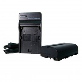PROLUX CARGADOR NP1 + Bateria PLF-550