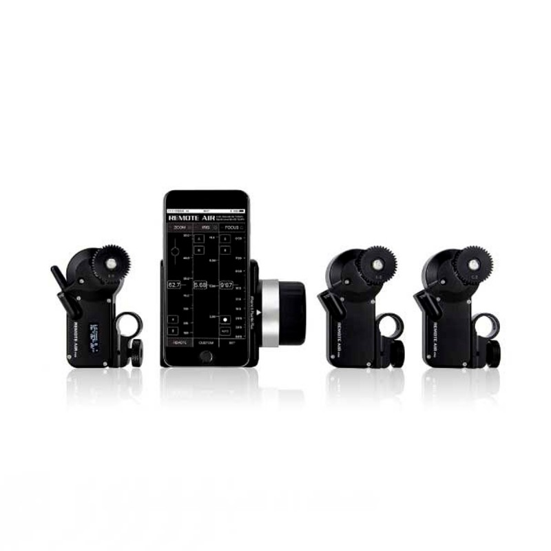 PDMOVIE REMOTE AIR PRO TRIPLE CANAL