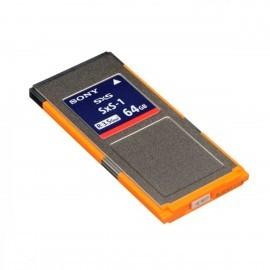 SONY SxS 64GB TARJETA DE MEMORIA