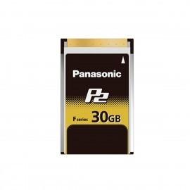 PANASONIC 30GB F-Series P2 Tarjeta de memoria