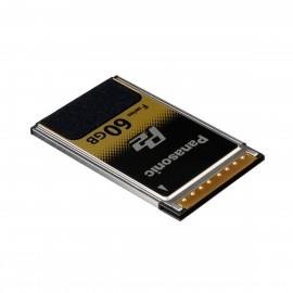 PANASONIC 60GB F-Series P2 Tarjeta Memoria