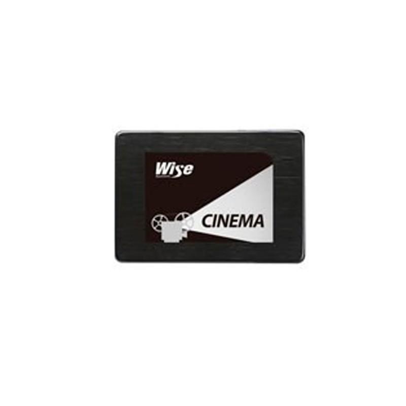 WISE Cinema SSD 240GB - 500MB/500MBs