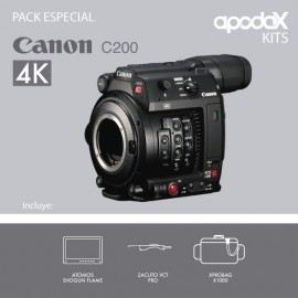 PACK CANON C200