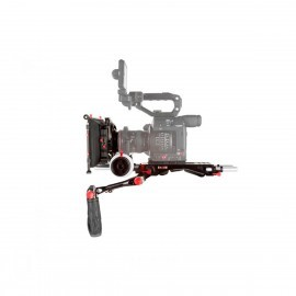 SHAPE Canon C200 Camera Bundle Rig con Follow Focus Pro