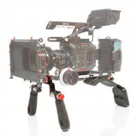 SHAPE PANASONIC AU-EVA1 SHOULDER MOUNT
