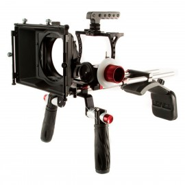 SHAPE SONY A7S Shoulder Mount Mattebox Follow Focus