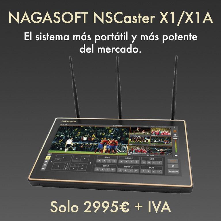 Nagasoft NSCaster X1
